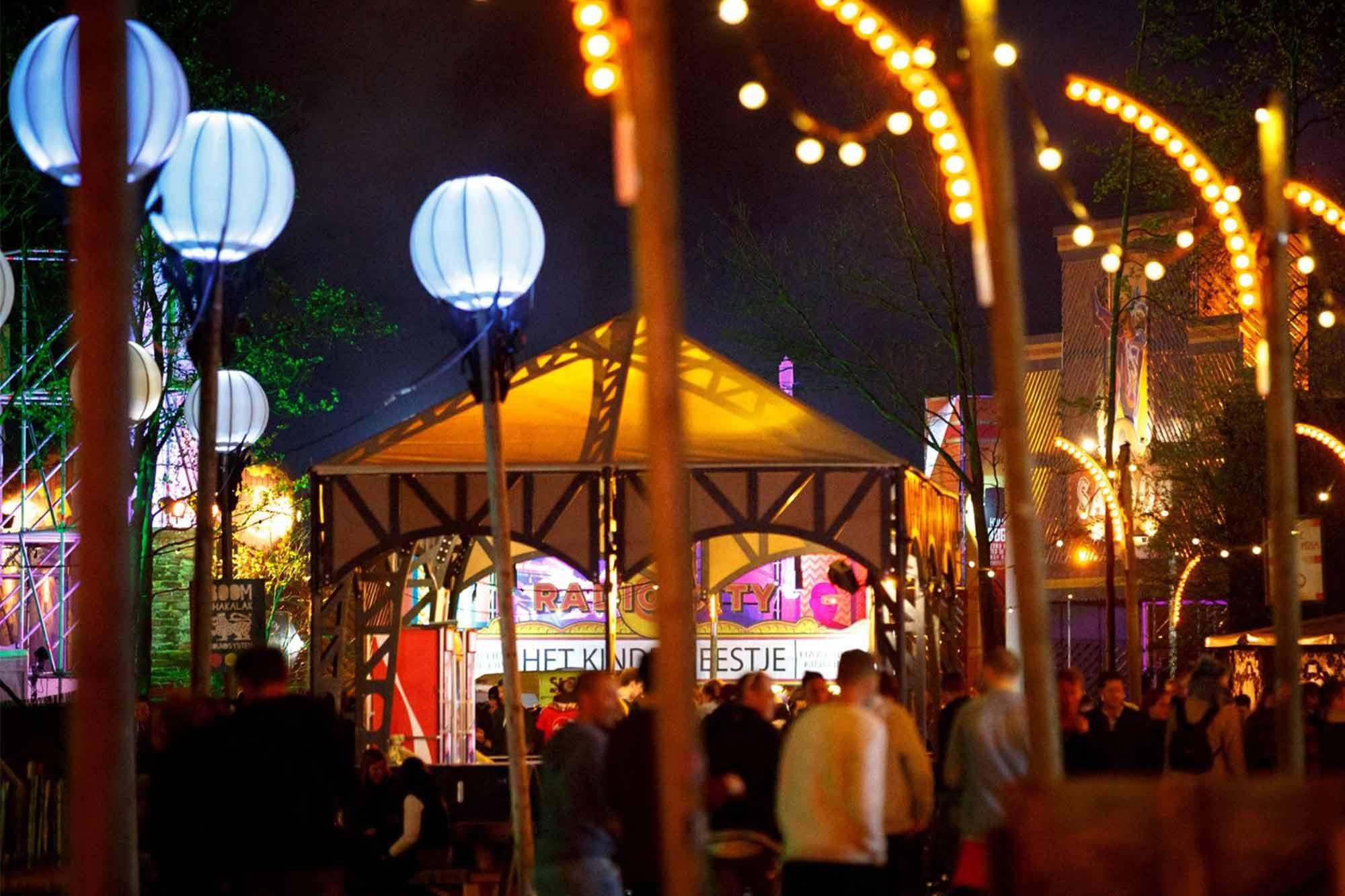 Layhgoshop blog   3 tips voor de verlichting op jouw festival