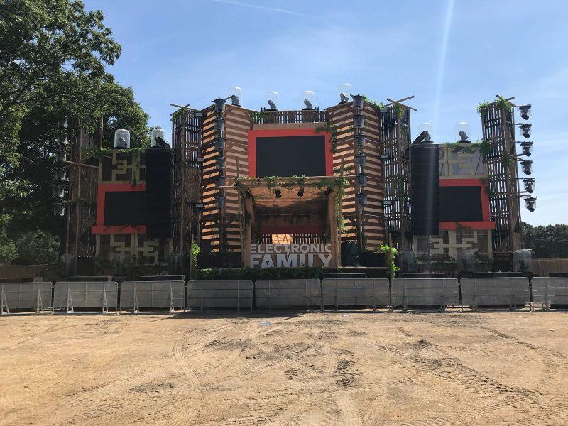 Electronic Family Festival 2018
